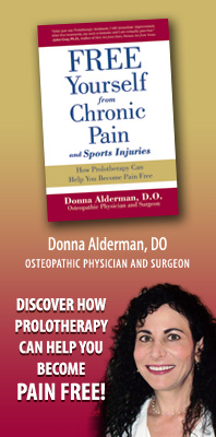 Free Yourself from Chronic Pain and Sports Injuries